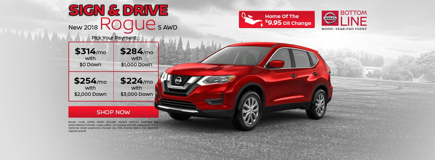 Maplewood Kline Nissan | New 2017-2018 & Used Nissan Cars for the ...