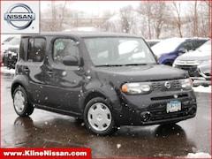 2011 Nissan Cube I4 CVT 1.8 S Wagon