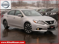 2018 Nissan Altima 2.5 SV  4cyl Sedan
