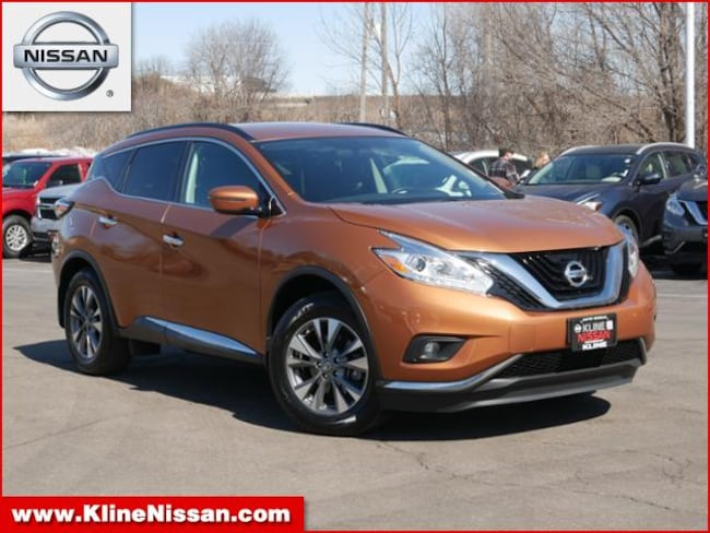 Used 2017 Nissan Murano AWD SV 3.5L 6cyl SUV in Maplewood, MN