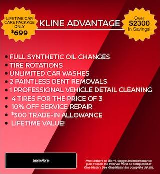 Kline Advantage Program