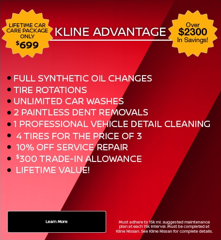 Kline Advantage Program