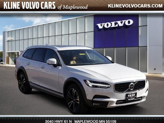 New 2018 Volvo V90 Cross Country T5 Wagon For Sale Maplewood, MN