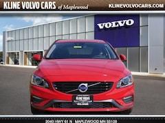 New 2018 Volvo V60 T5 Dynamic Wagon near Minneapolis, MN