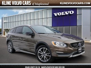 Certified Pre-Owned 2016 Volvo V60 Cross Country T5 AWD 2.5l 5cyl Wagon in Maplewood, MN