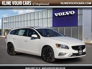 New 2018 Volvo V60 T5 Wagon in Maplewood, MN