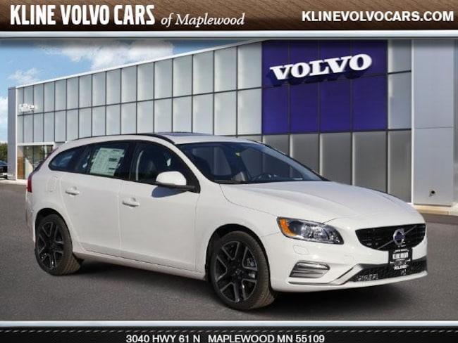 New 2018 Volvo V60 T5 Wagon For Sale Maplewood, MN