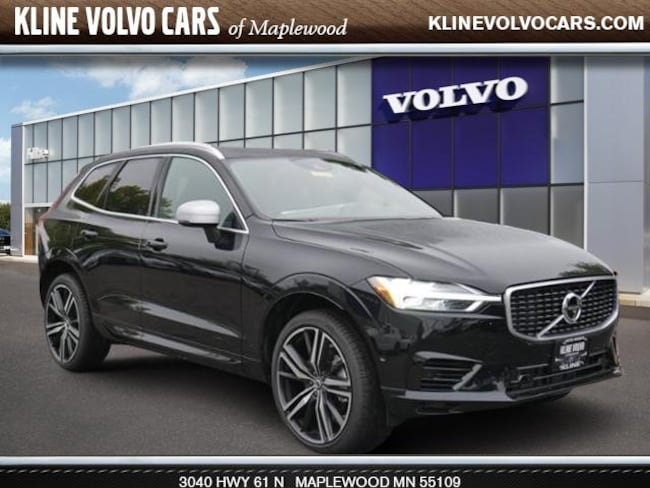 New 2019 Volvo XC60 Hybrid T8 R-Design SUV For Sale Maplewood, MN
