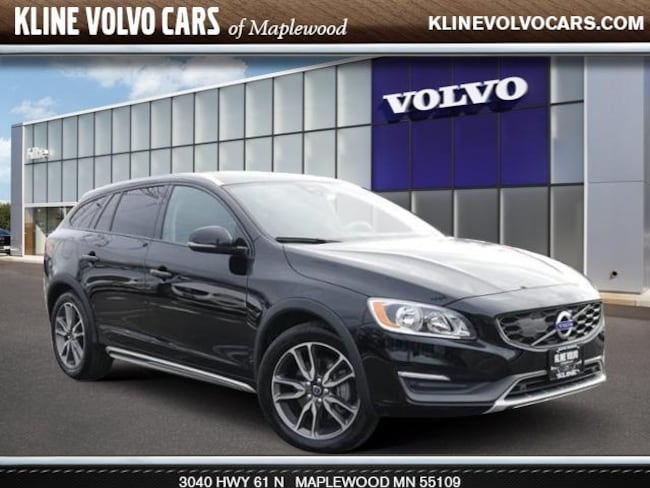 2016 Volvo V60 Cross Country T5 AWD 2.5l 5cyl Wagon
