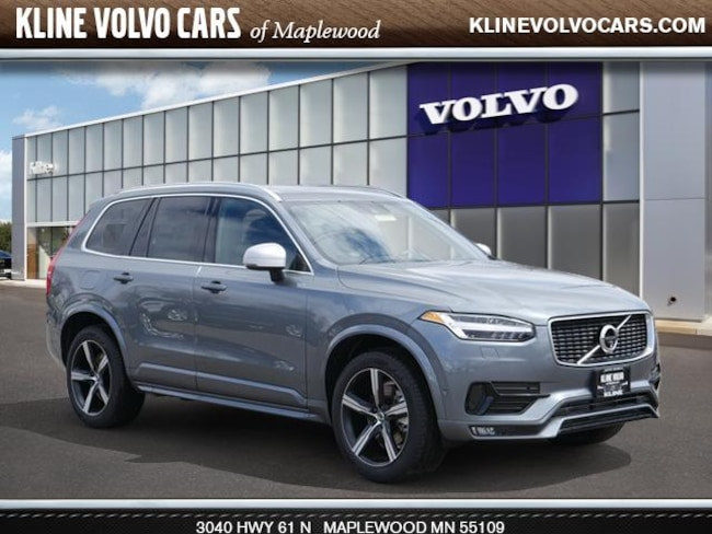 New 2019 Volvo XC90 T6 R-Design SUV in Maplewood, MN