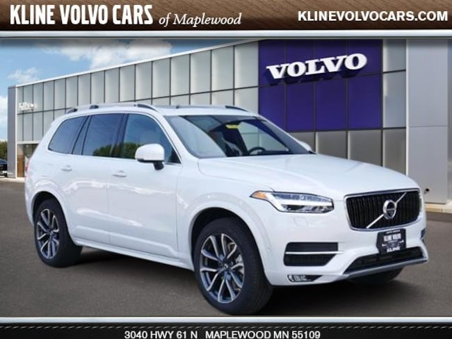 New 2019 Volvo XC90 T6 Momentum SUV in Maplewood, MN