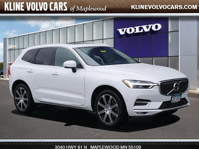 Used 2019 Volvo Xc60 For Sale At Kline Volvo Cars Of Maplewood Vin