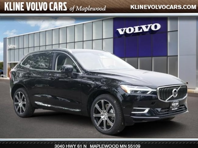 New 2018 Volvo XC60 Hybrid T8 Inscription SUV in Maplewood, MN