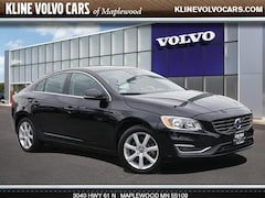 Certified Pre-Owned 2016 Volvo S60 T5 Premier AWD 2.5l 5cyl Sedan in Maplewood, MN