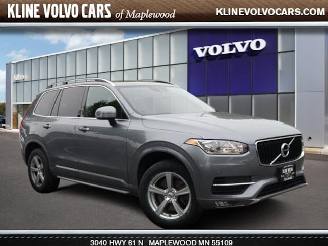 Used 2016 Volvo XC90 AWD  T5 Momentum 2.0l 4cyl SUV For Sale Maplewood, MN