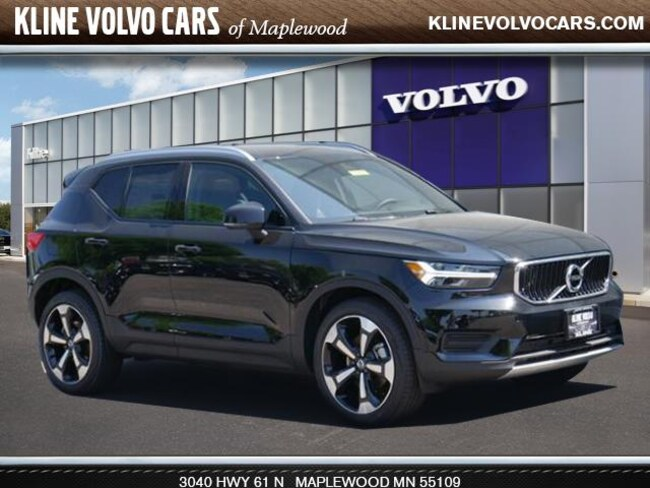 New 2019 Volvo XC40 T5 Momentum SUV in Maplewood, MN