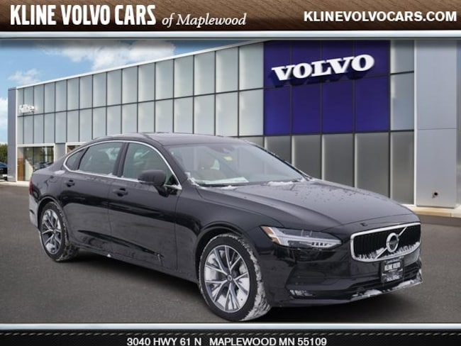 New 2019 Volvo S90 T5 Momentum Sedan in Maplewood, MN