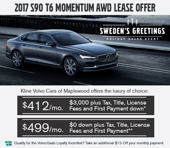 Visit Kline Volvo Cars Of Maplewood For New Vehicle