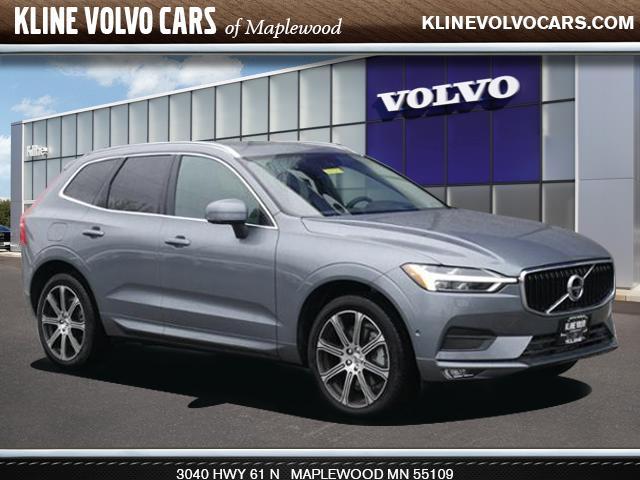 New 2018 Volvo Xc60 For Sale Maplewood Mn Vin Lyva22rk0jb113806