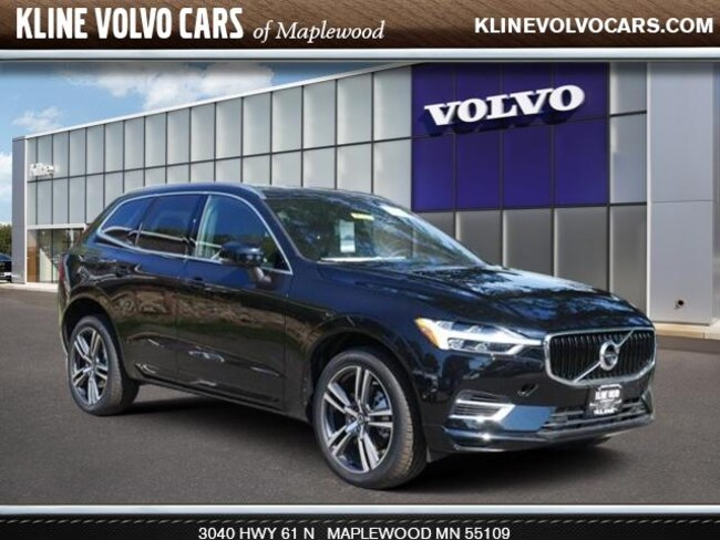 New 2019 Volvo XC60 Hybrid T8 Momentum SUV For Sale Maplewood, MN