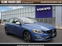 New 2017 Volvo V60 T6 R-Design Platinum Wagon near Minneapolis, MN