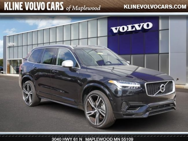 New 2018 Volvo XC90 Hybrid T8 R-Design SUV For Sale Maplewood, MN