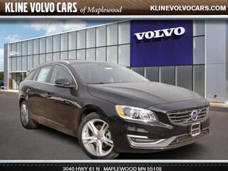 New 2017 Volvo V60 T5 Platinum Wagon near Minneapolis, MN