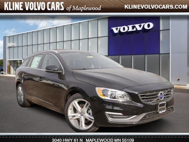 New 2017 Volvo V60 T5 Platinum Wagon in Maplewood, MN