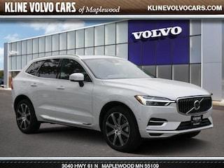 New 2018 Volvo XC60 Inscription SUV in Maplewood, MN