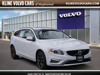 New 2018 Volvo V60 T5 Wagon near Minneapolis, MN