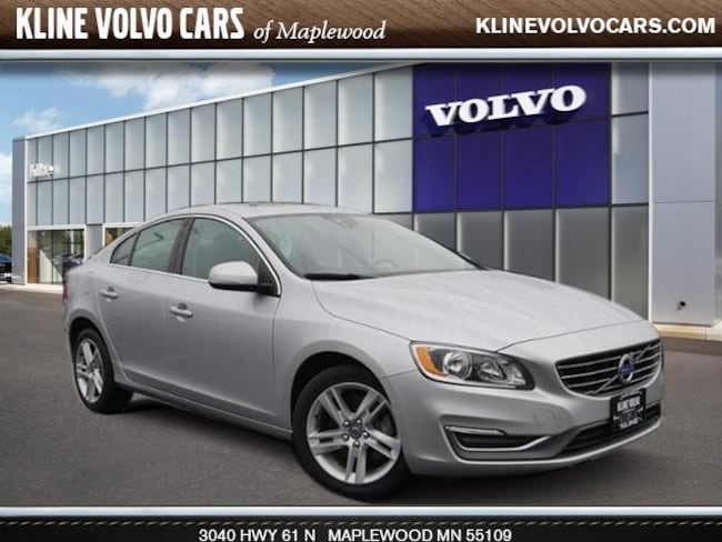 Used 2015 Volvo S60 2015.5   T5 Premier AWD 2.5l 5cyl Sedan For Sale Maplewood, MN