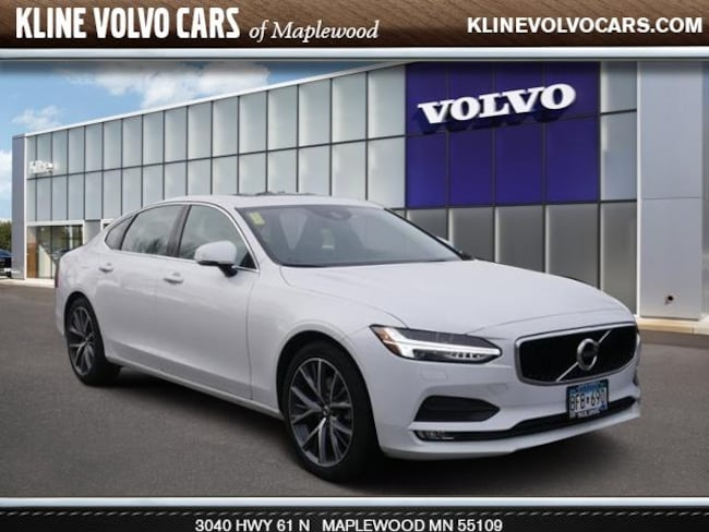 New 2018 Volvo S90 T5 Momentum Sedan in Maplewood, MN