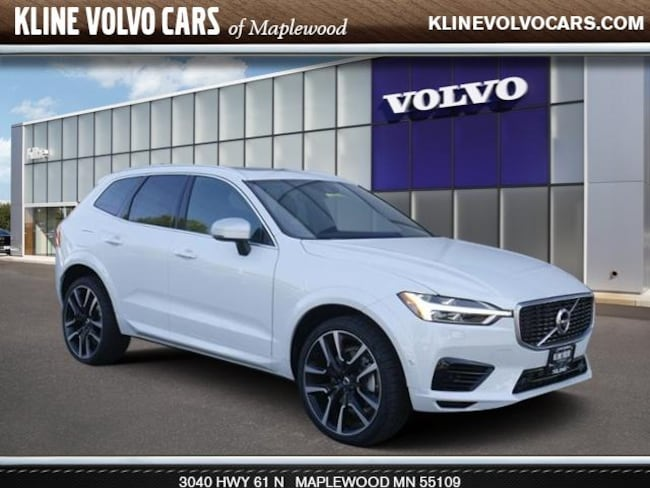 New 2018 Volvo XC60 R-Design SUV For Sale Maplewood, MN