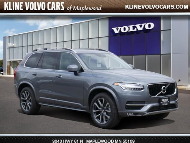 New 2019 Volvo XC90 T5 Momentum SUV in Maplewood, MN