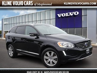 Certified Pre-Owned 2016 Volvo XC60 AWD  T5 Premier 2.5l 5cyl SUV in Maplewood, MN