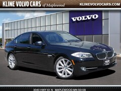 2012 BMW 5 Series 535i Xdrive AWD 3.0l 6cyl Sedan in Maplewood, MN
