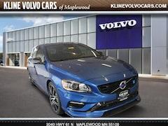 New 2018 Volvo V60 Polestar Wagon in Maplewood, MN