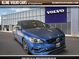New 2018 Volvo V60 Polestar Wagon in Maplewood, MN