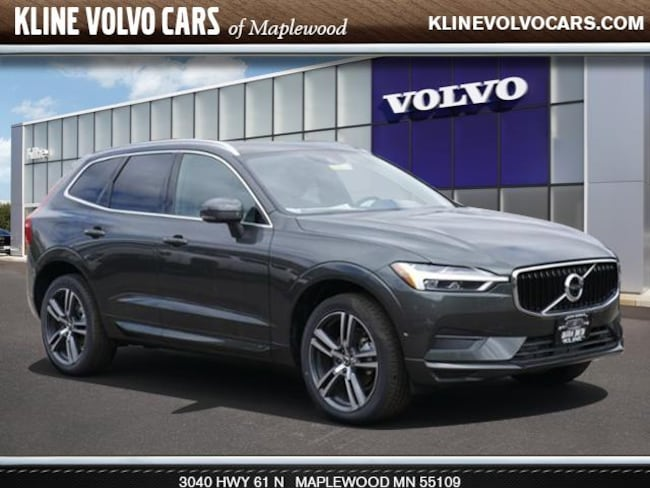 New 2019 Volvo XC60 T5 Momentum SUV in Maplewood, MN