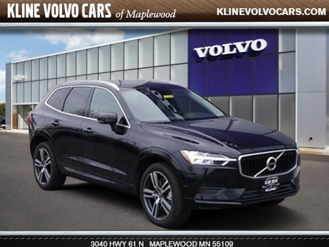 New 2018 Volvo XC60 T6 Momentum SUV For Sale Maplewood, MN