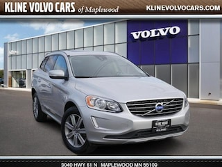 Certified Pre-Owned 2016 Volvo XC60 AWD  T6 *Ltd Avail* 3.0l 6cyl SUV in Maplewood, MN
