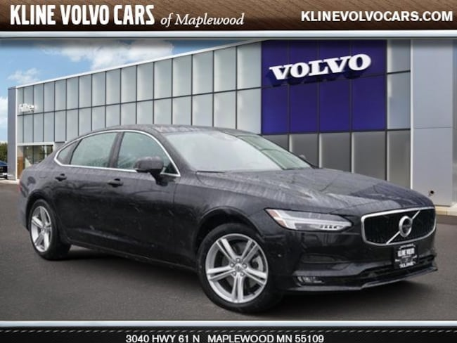 Used 2018 Volvo S90 T5 AWD Momentum 2.0l 4cyl Sedan For Sale Maplewood, MN