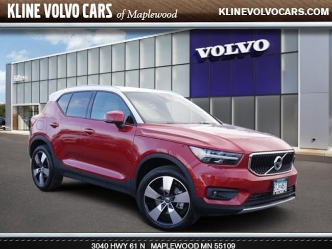 Used 2019 Volvo XC40 T5 AWD Momentum 2.0l 4cyl SUV For Sale Maplewood, MN