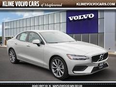 New 2019 Volvo S60 T5 Momentum Sedan in Maplewood, MN