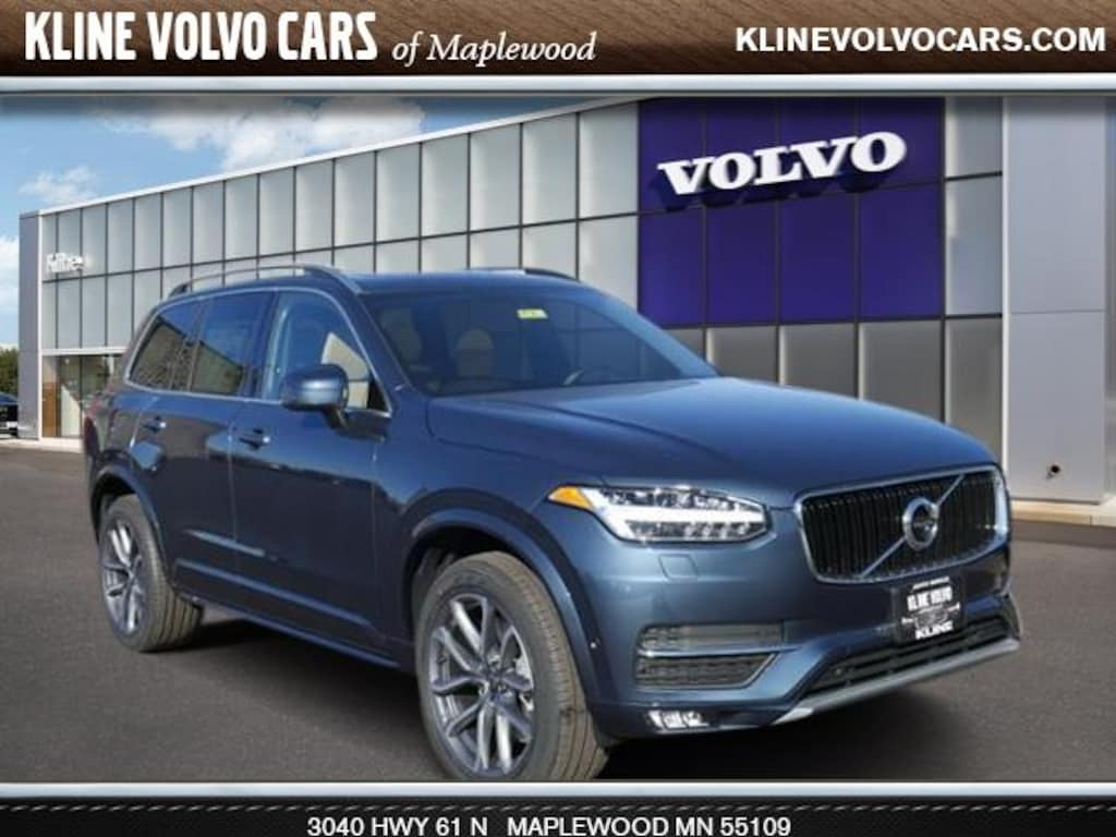 new 2019 volvo xc90 for sale maplewood, mn | vin: yv4a22pk2k1446775