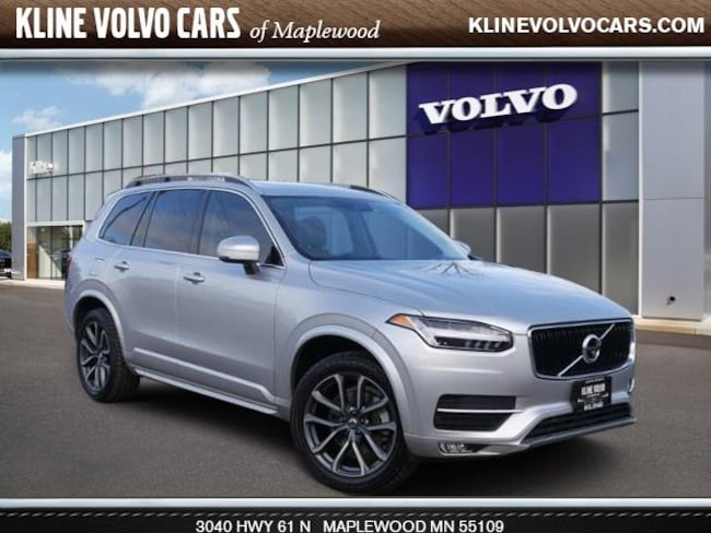 Used 2017 Volvo XC90 T6 AWD 7-Passenger Momentum 2.0l 4cyl SUV For Sale Maplewood, MN