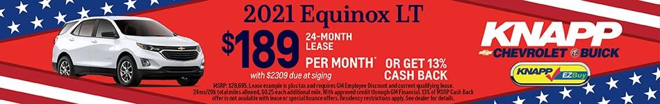 2021 Equinox