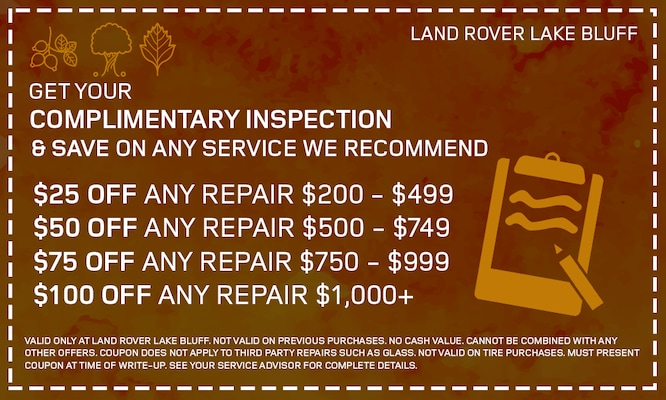Land Rover Northfield >> Land Rover Service Specials near Chicago | Land Rover Lake ...