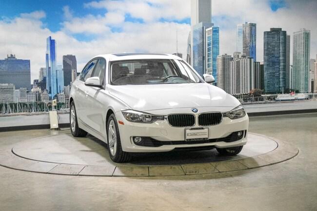 2015 BMW 328i xDrive Sedan