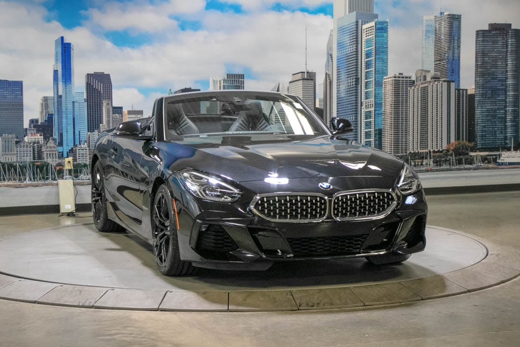 2019 BMW Z4 sDrive30i Roadster